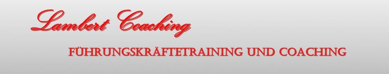 Lambert Coaching